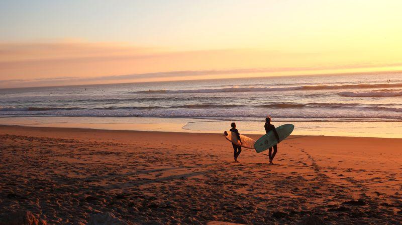 Portugal el destino del surfista